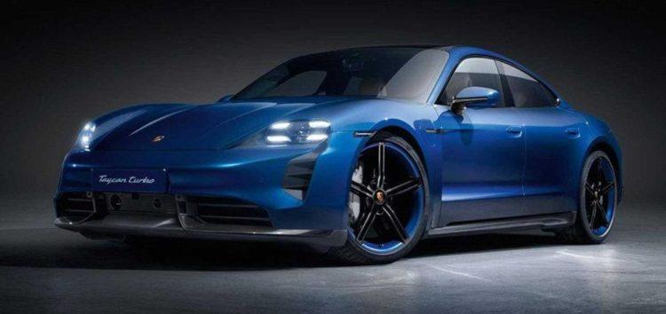 Додатки від Apple в автомобілі Porsche