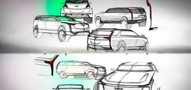 GM показав можливі оновлення для Cadillac