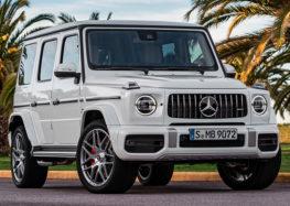 G-Class відокремиться від Mercedes-Benz