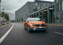 Представили новий позашляховик Fiat