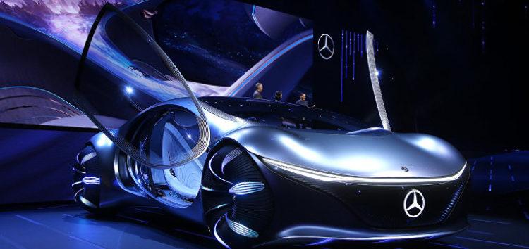 Mercedes планує створити платформу для електричних спорткарів