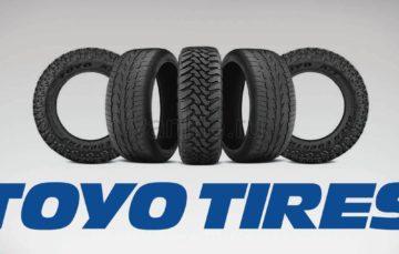 Toyo Tires розробила систему відстеження стану шин