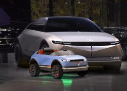 Hyundai здивувала маленьким електрокаром