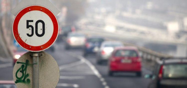 В Києві 1.11 повернуть зимовий ліміт 50 км/год на швидкісних вулицях