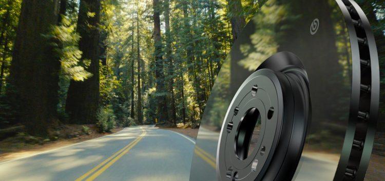 Компанія Brembo представила гальмівні екологічні диски нового сімейства