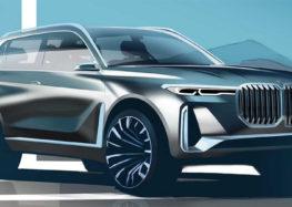 Розкішний кросовер BMW X8 готують до виходу у світ