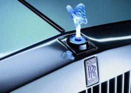 Rolls-Royce позбудеться підсвічування Spirit of Ecstasy