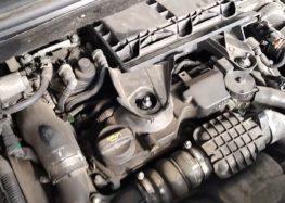 Заміна моторної оливи Total 151510 на Citroen C3 Picasso (відео)