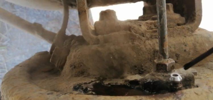 Использование смазки универсальной Xado XA 30214 в Nissan Note (видео)