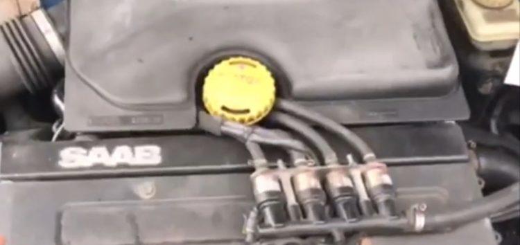 Заміна свічок запалювання Denso 4706 на Saab 9-3 (відео)