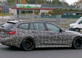 Нові світлини універсалу BMW M3 Touring
