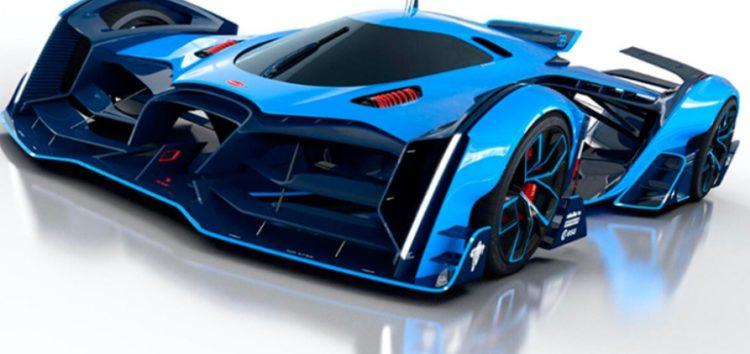 Bugatti показала черговий гіперкар