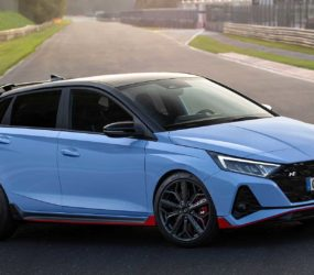Hyundai представил самый маленький спорткар