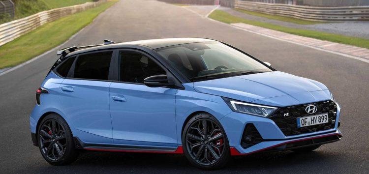 Hyundai презентував найменший спорткар