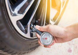 Навіщо підвищувати тиск в шинах взимку
