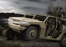 Kia буде випускати більше військових машин