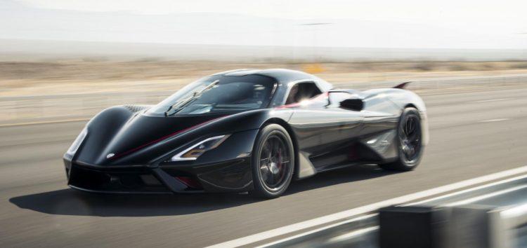 Оновлено рекорд швидкості для авто