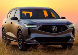 Кросовер нового покоління від Acura