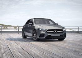 Представлено дві нові комплектації лінійки Mercedes A-Class