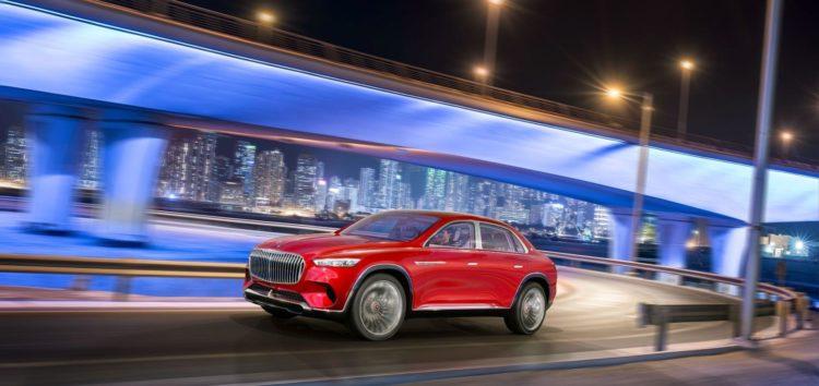 Новий клас авто Mercedes-Benz