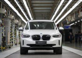 Перший повністю електричний BMW iX3
