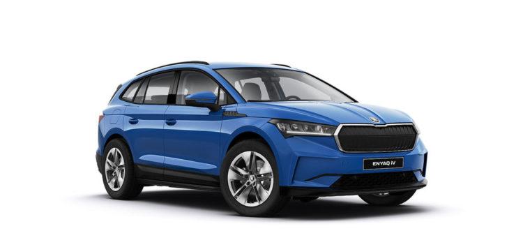 Самый дешевый электромобиль Skoda уже вышел на рынок