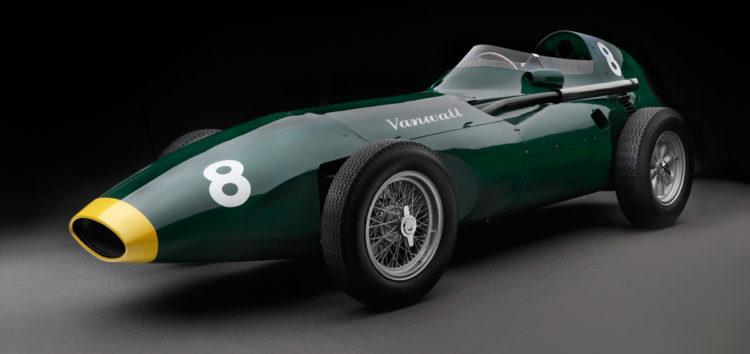 Vanwall: переможний болід 1958-го