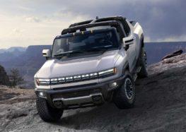 General Motors представила пікап Hummer
