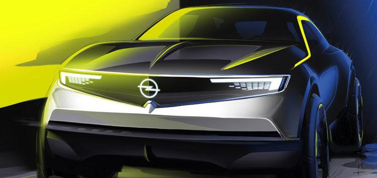Представили новий логотип і фірмовий колір Opel
