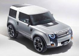 Land Rover випустить Baby Defender