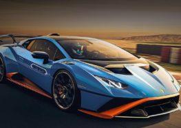 Lamborghini Huracan STO виїхав на дороги Італії