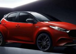 Mazda готує свою версію нової Toyota Yaris
