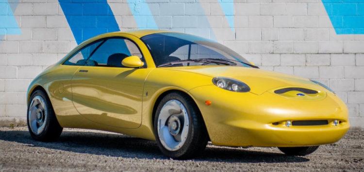 Ford Ghia Vivace – експеримент на колесах