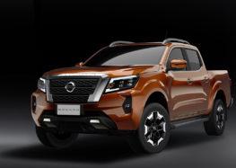 Представили оновлений пікап Nissan Navara