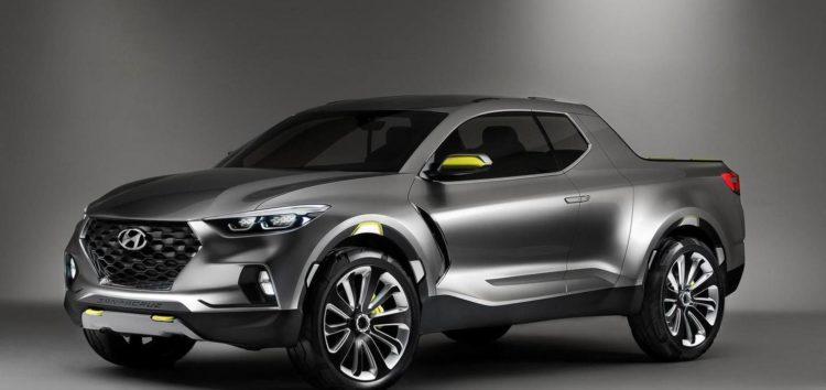 Hyundai оголосила про випуск довгоочікуваного Santa Cruz