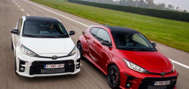 Потужний Toyota GR Yaris вже представлений на ринках Європи