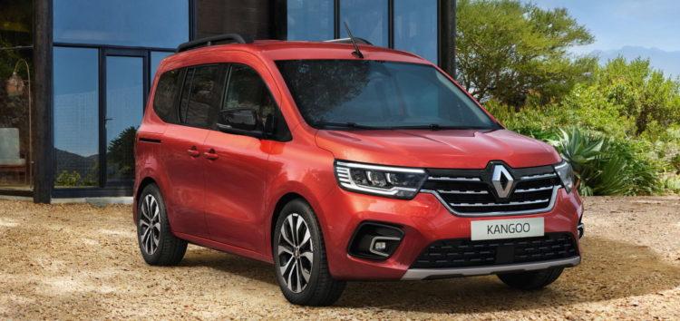 Renault представила Kangoo нового покоління
