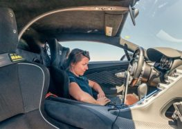 Bugatti розказала про систему кондиціонера Chiron