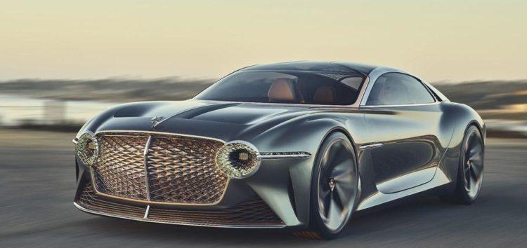 Bentley планує випускати тільки електромобілі вже через 10 років