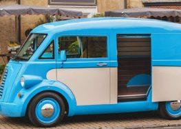 Morris J-Type: возрождение фургона