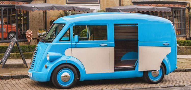 Morris J-Type: відродження фургона