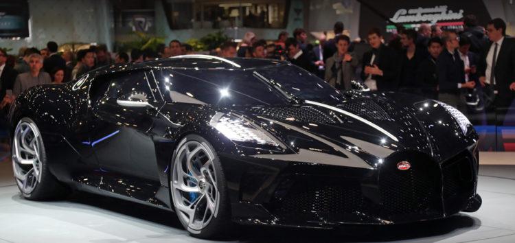 Bugatti представила найдорожчий автомобіль у світі