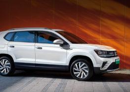 Volkswagen випустив бюджетний електромобіль e-Tharu