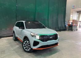 Показали перші фото зміненого Kia Sportage 2021