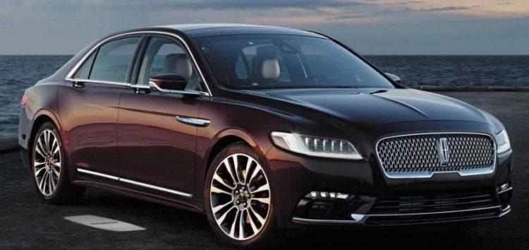 Lincoln Continental припиняє випуск седанів