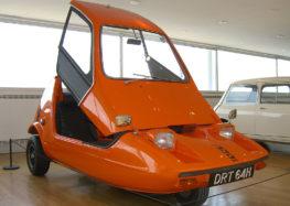 Трьохколісні автомобілі: Bond Bug