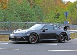 Новий Porsche 911 GT3 показали до прем'єри
