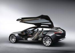Opel Monza перетворять в електричний кросовер