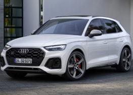 Представлено новий Audi SQ5