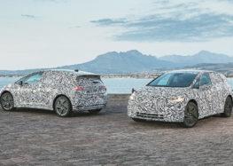 Volkswagen електрифікує грецький острів